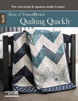 Quilting Quickly Best Of Fons Porter Favequilts Com