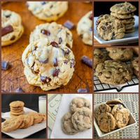 The Best Dessert Recipes: 18 Recipes for Homemade Chocolate Chip Cookies