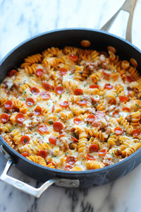 Easy Pizza Recipes: 12 Homemade Pizza Casseroles