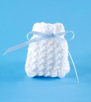 Crochet Favor Sachet