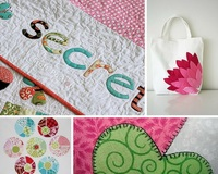 26 free applique quilt patterns favequilts.com
