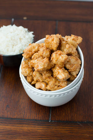Crispy Honey Chicken Takeout Copycat