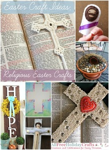 Easter Craft Ideas: 19 Religious Easter Crafts