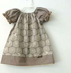 Glammed Up Toddler Dress Patterns