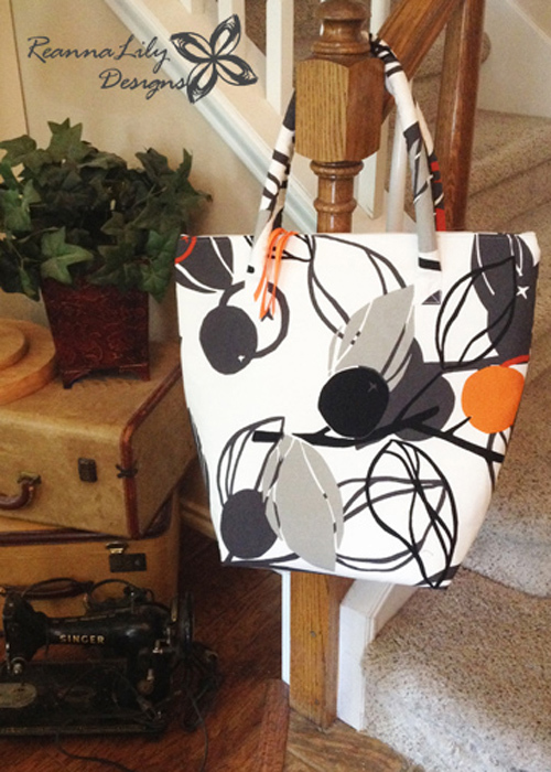 Insulated Grocery Bag Pattern