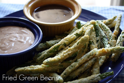 Copycat PF Changs Crispy Fried Green Beans