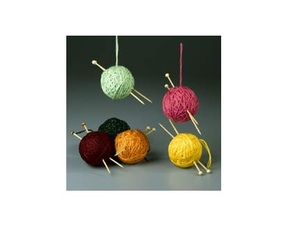 Ornament for Knitting Lovers