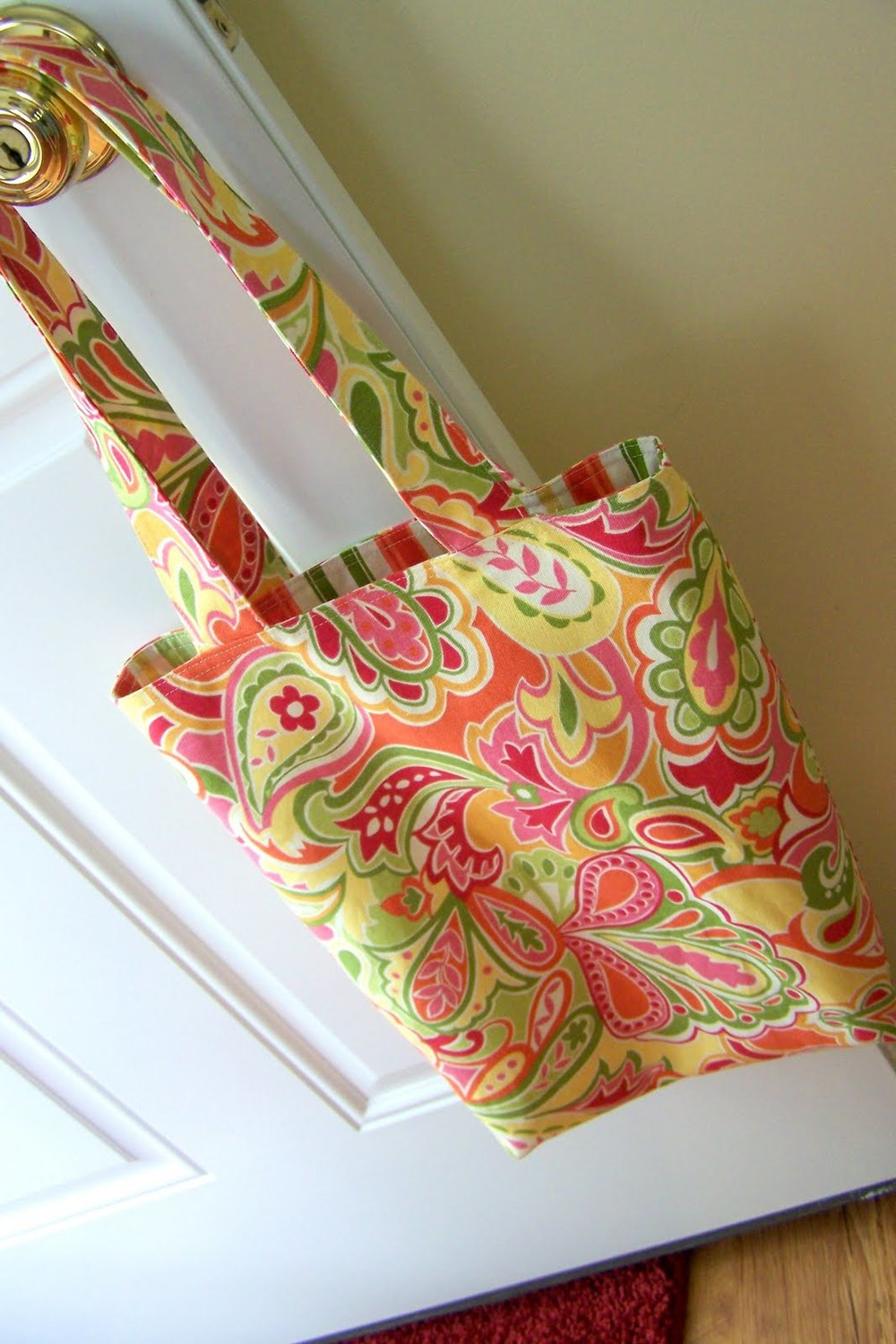 Matilda S Reversible Library Tote Allfreesewing Com
