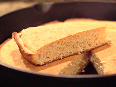 Old Fashioned Cornbread