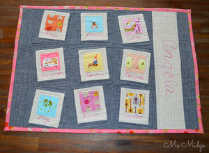 Polaroid Free Placemat Patterns