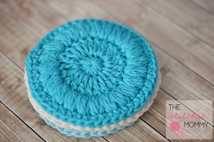 Blue Face Scrubby Easy Crochet Pattern Favecrafts Com