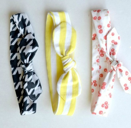 Refreshing Spring Headbands