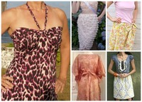 15 Sewing Patterns for Women's Dresses & Other Pretty Projects eBook