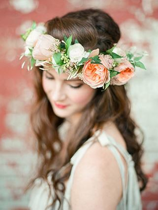 Beautifully Bohemian Flower Crowns