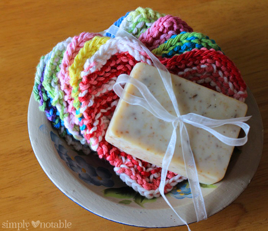 Easy Knitting Projects For Gifts : Easy knitting sweet somethings allfreeknitting