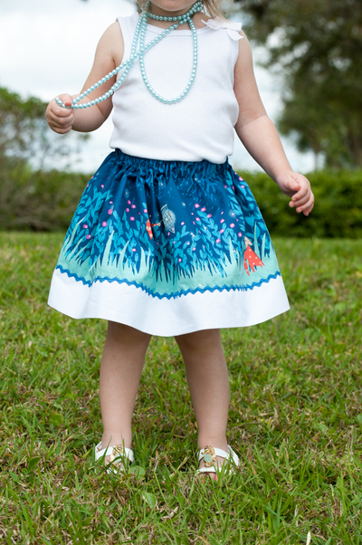 Isabellas Free Skirt Pattern