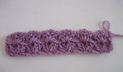 How to Crochet a Long Stitch
