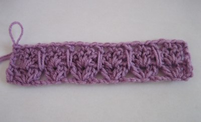 How to Crochet the Long Stitch
