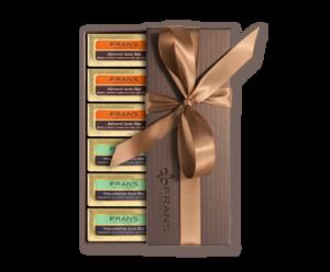 Fran's Chocolates Gold Bars