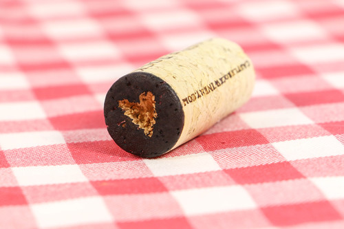 Homemade Stamps Wine Cork Craft