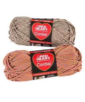 red heart cordial yarn