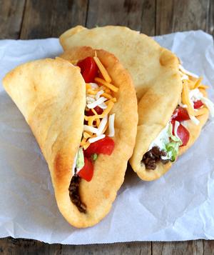 OMG Copycat Taco Bell Chalupas