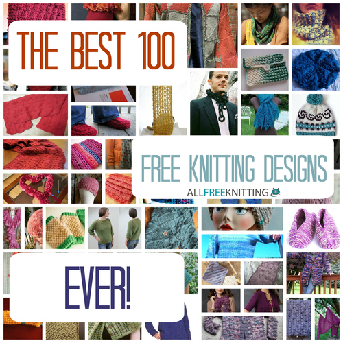 The Best 100 Free Knitting Designs Ever Free Afghan Patterns Knit