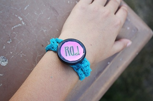 Easy Crochet DIY Bracelet