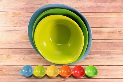 Architec Purelast Mixing Bowl and Pinch Bowl Set