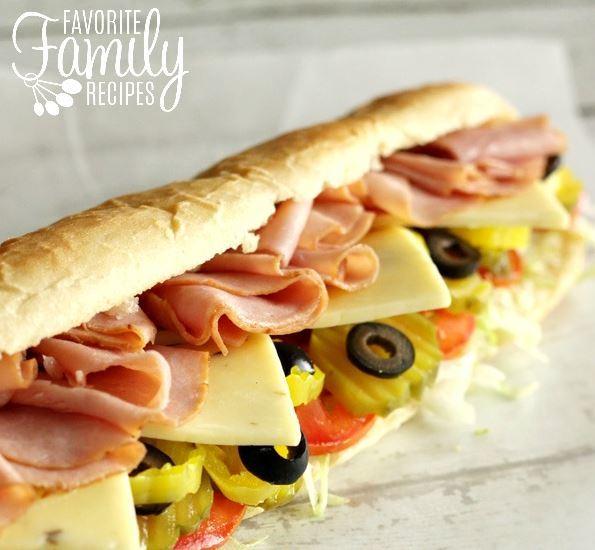 Homemade Subway Sandwich Bread Allfreecopycatrecipes Com