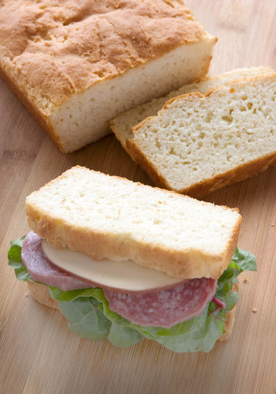 Super Simple Sandwich Bread