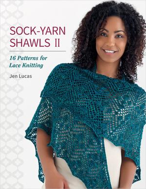 Sock Yarn Shawls II