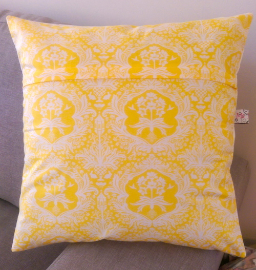 Hidden Zipper Free Pillowcase Pattern