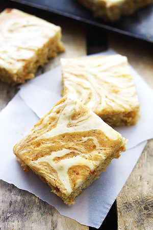 Best Carrot Cake Cream Cheese Bars