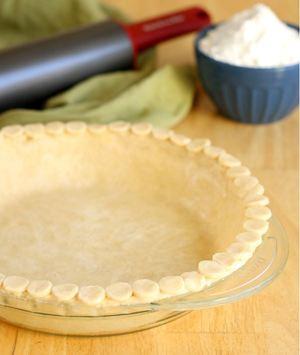 All-Butter Gluten Free Pie Crust