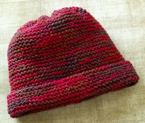 Grandma s Favorite Garter Stitch Hat 7d55735ee01