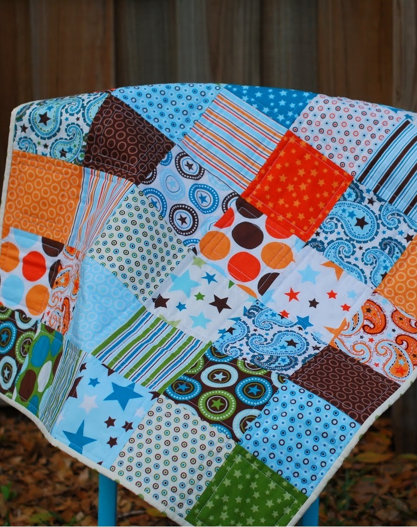 All Star Charm Quilt Favequilts Com