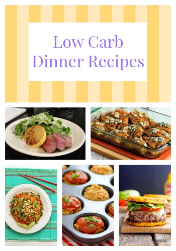 Top 10 Healthy Dinner Recipes for a Low Carb Diet