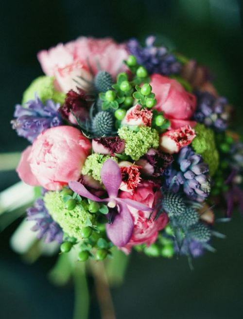 Overwhelmingly Beautiful Tulip and Hyacinth Bouquet