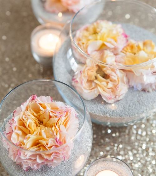 Cheap and Thrifty DIY Wedding Centerpieces Every Bride Will Love