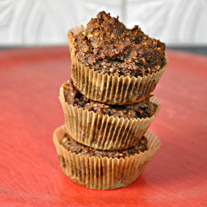 Skinny Girl's Flourless Muffins