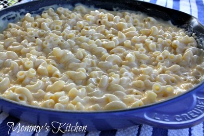Skillet Southern Mac and Cheese