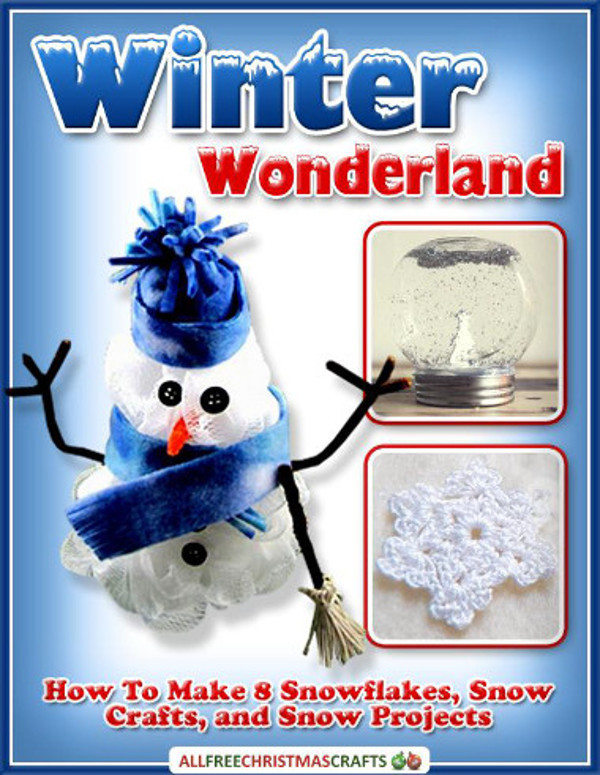 Winter Wonderland How to Make