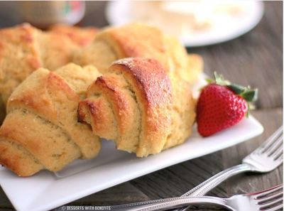 Low-Carb Crescent Rolls