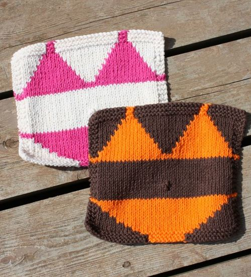 Summer Fun Bikini Dishcloth