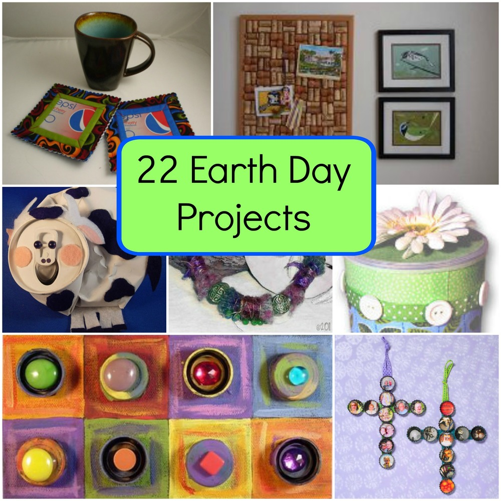 22 Earth Day Projects Favecrafts Com