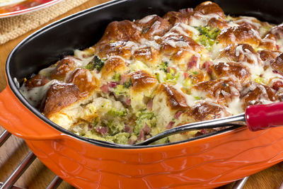 Breakfast Monkey Bread