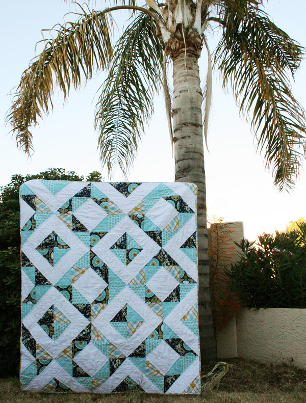 Diamond Treasures Quilt