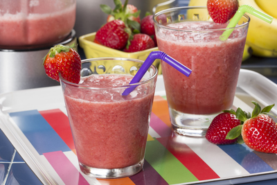 Mixed Fruit Smoothie
