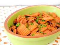 Apple-Sweetened Carrots